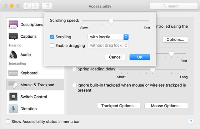 Mac's mouse or keyboard freezing after macOS or OS X update? How To