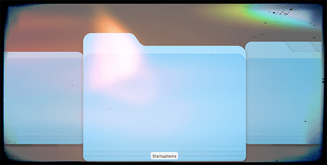 Mac OS X: Login/Startup Items Do Not Work; Fix