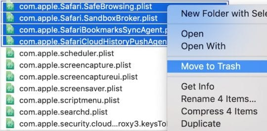 Safari Preferences in the Library might make it load pages slowly