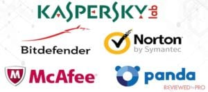 Selection of third-party security software