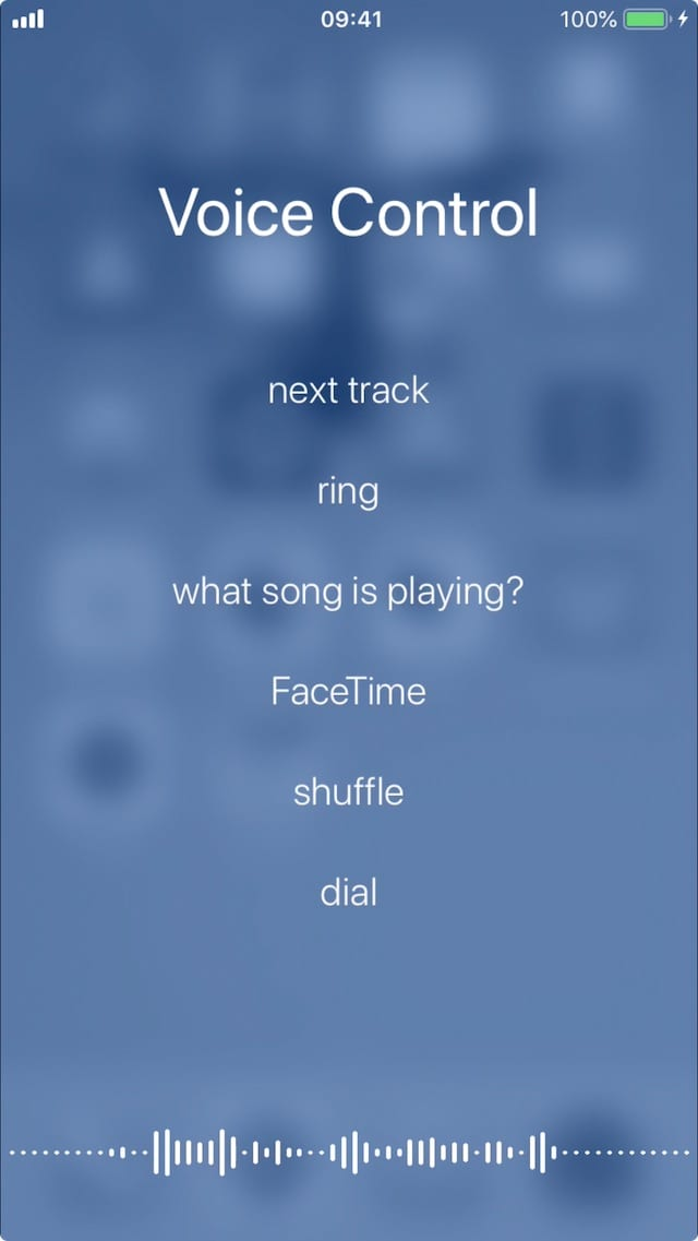 Iphone Voice Control >> Siri Or Voice Control Randomly Activates On Iphone Appletoolbox