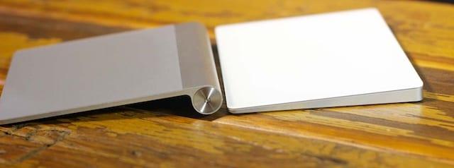 Magic Trackpad and Magic Trackpad 2