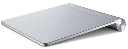 Magic Trackpad power button