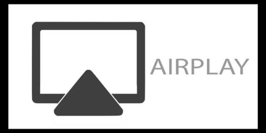 how to start airplay on iphone x