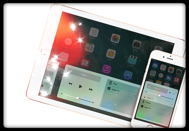 AirPlay Icon Missing from iPad, iPhone or iPod touch; Fix