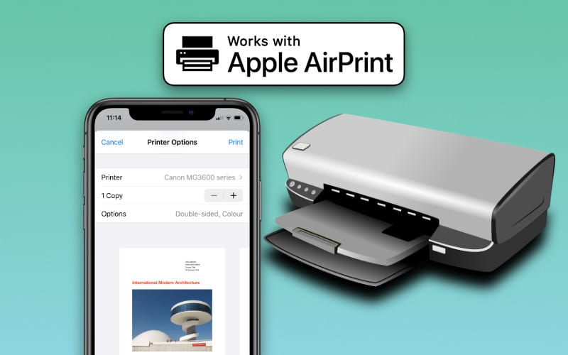 Use Any printer From Your iPhone, iPad, or iPod Touch Even Without AirPrint