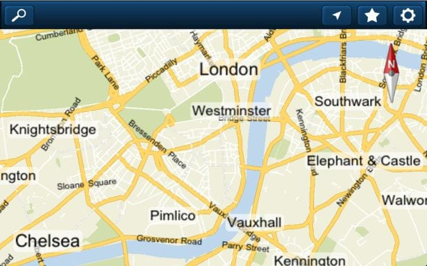 Review: ForeverMap Europe iPhone App Review - AppleToolBox