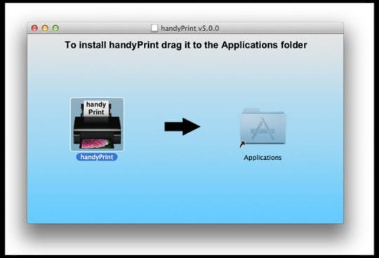 AirPrint to Any Printer