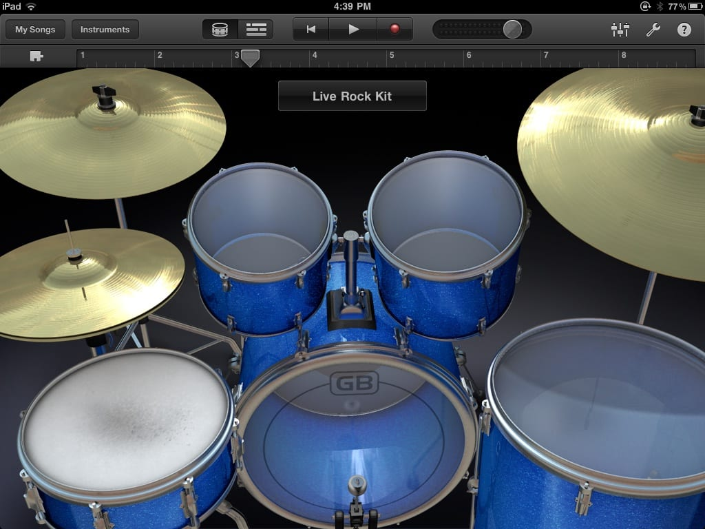 Be the next indie music hit with GarageBand for iPad - AppleToolBox