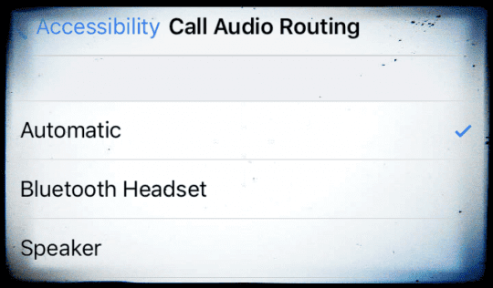 How to fix iPhone stuck in headphones mode