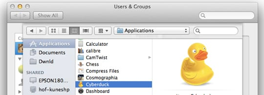 Open Applications Upon Login - Apple Toolbox