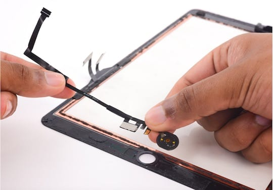iPad Home Button Replacement Kit