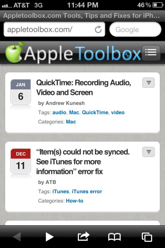 AppleToolbox