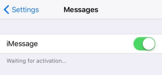iMessage not syncing across all devices: iPhone, iPad or iPod Touch; fix