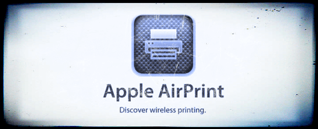 """AirPrint not working: Fix for """"No AirPrint Printers Found"""" on iPad, iPod, iPhone"""