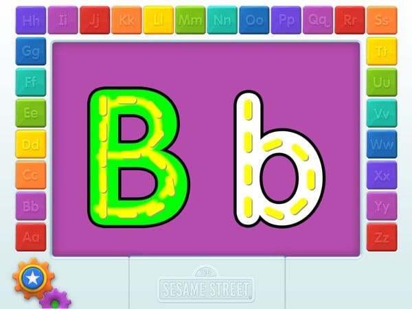 Elmo Loves ABCs Lite - iPad