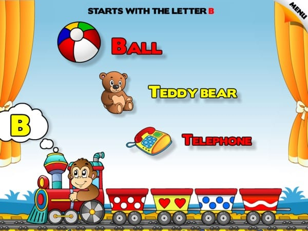 Preschool Toddler Kids Learning - iPad