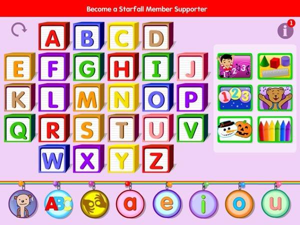Starfall ABCs - iPad