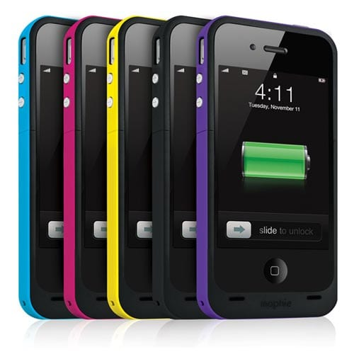 The Mophie Juice Pack Plus