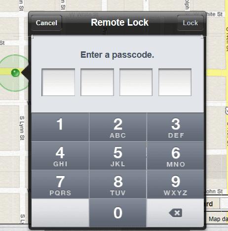 Remore Lock