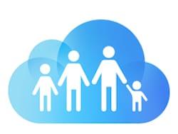 Family Sharing logo.
