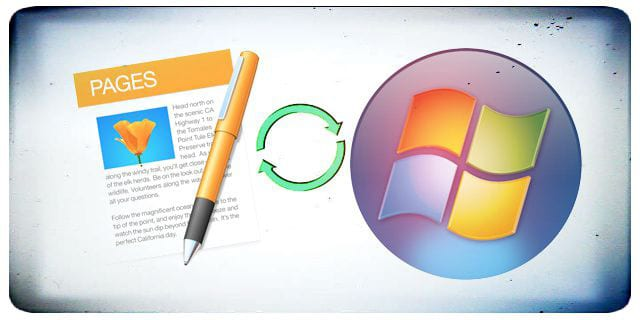 How to open Mac's .pages file format on Microsoft Windows