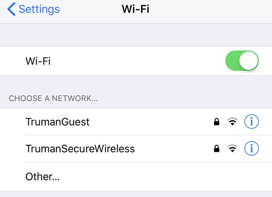 guest network on wifi
