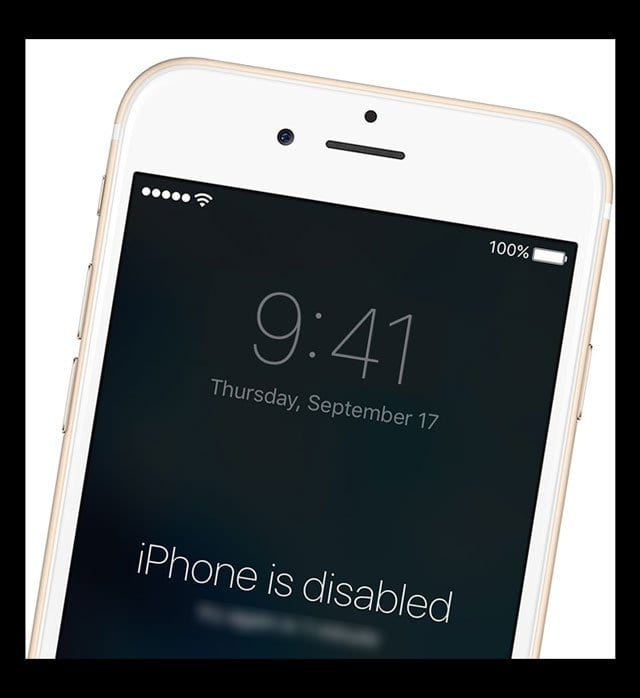 Forgot iPhone/iPad passcode? How to reset your passcode - Apple Toolbox