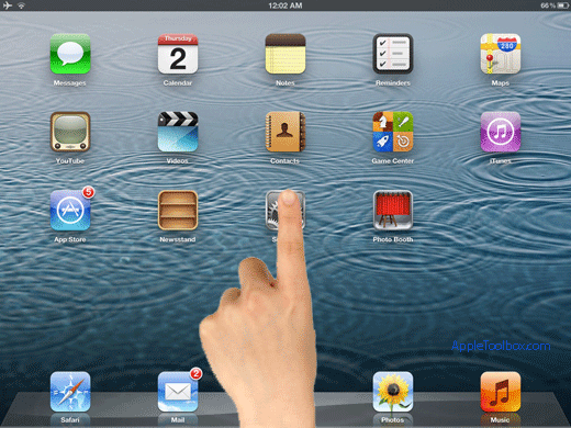 iPad Touch
