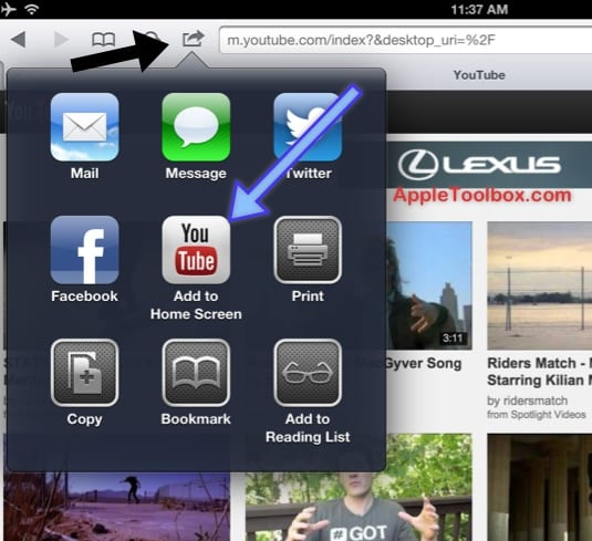 iOS 6: YouTube gone? How to use YouTube on iOS 6 devices - AppleToolBox