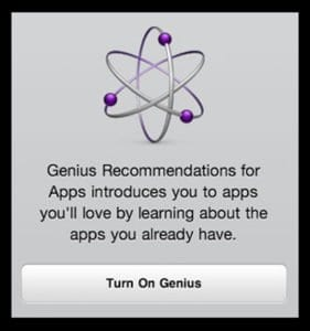 How to turn on & turn off Genius for Apps on the iPad, iPhone or iPod
