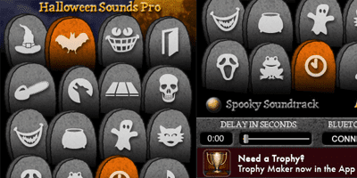 Free Halloween Sounds Pro app