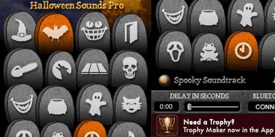 Free Halloween Sounds Pro app