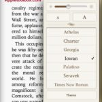 How to Change Appearance of Books in iBooks App