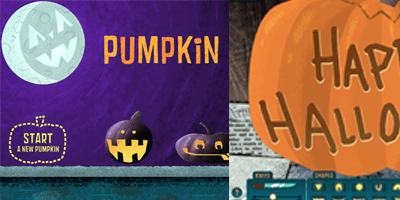 Pumpkin Pal app for kids and children