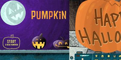 Pumpkin Pal app for kids and children