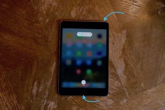 A force restart can help fix an iPad mini that isn't charging.