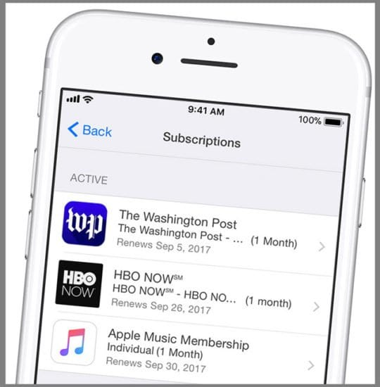 How To Cancel Apple Music and Auto-Renewing Subscriptions