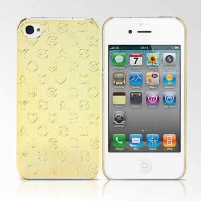 Marc Jacobs iPhone