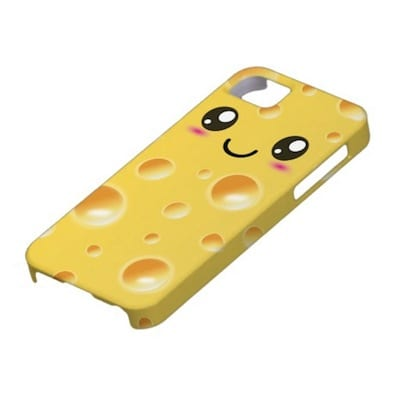 iPhone cheese cases