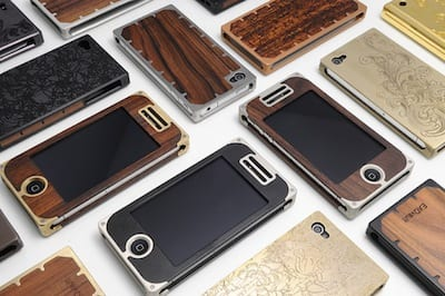 Exa Vault iPhone cases