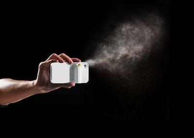 pepper sprey phone case