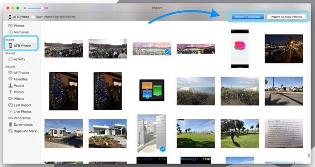 How to Transfer Photos and Videos from iPad, iPhone, or iPod to Mac or Windows PC