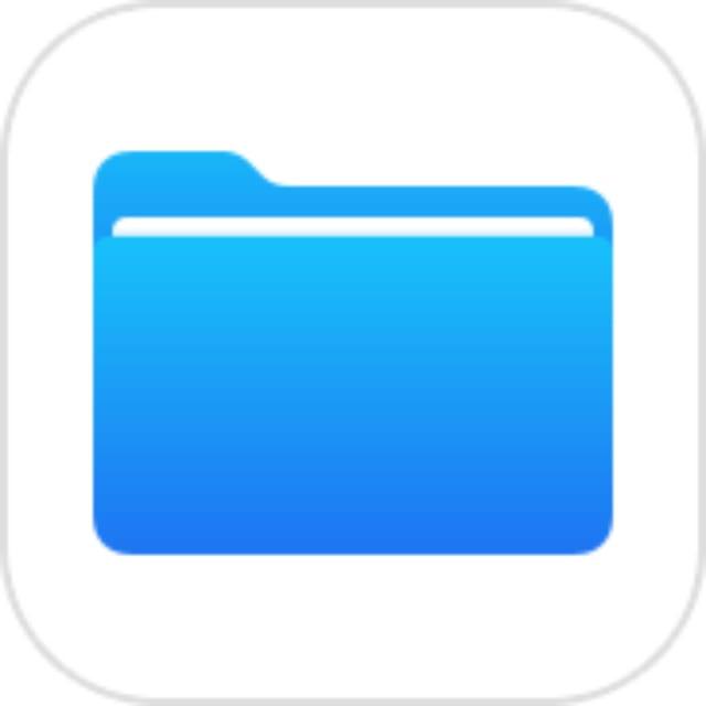 Files app icon