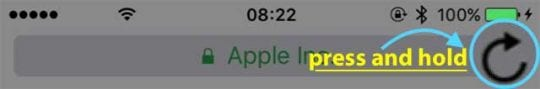 How to login to iCloud.com on iPhone or iPad