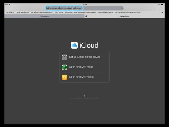 How to login to iCloud.com on iPhone or iPad (Q & A)