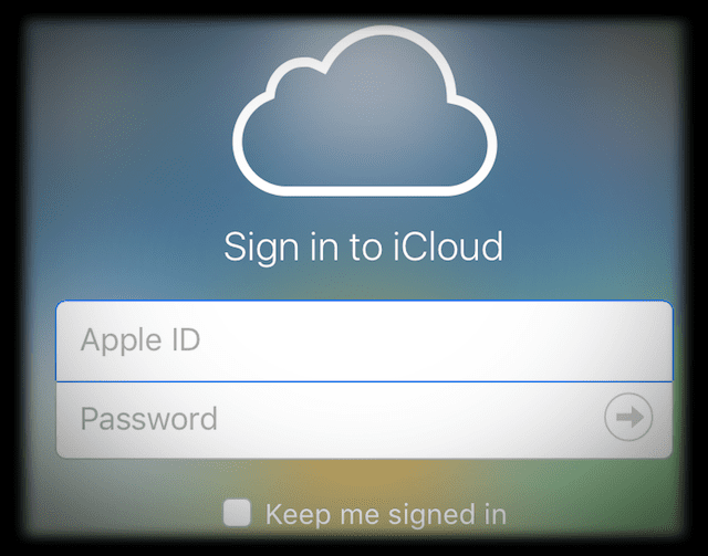 iCloud back up now greyed out