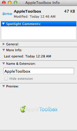 folder icon change