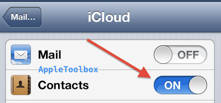iCloud & Google contacts: How to import/export and manage