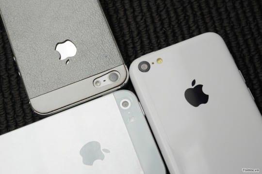 iPhone 5 vs iPhone 5C vs iPhone 5S